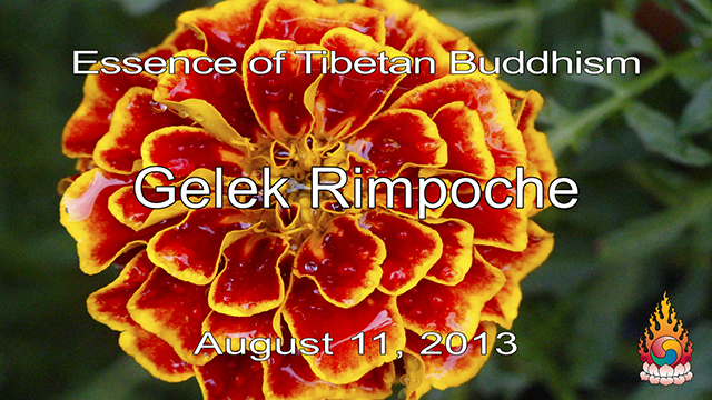 Essence of Tibetan Buddhism 23