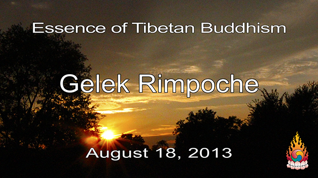 Essence of Tibetan Buddhism 24