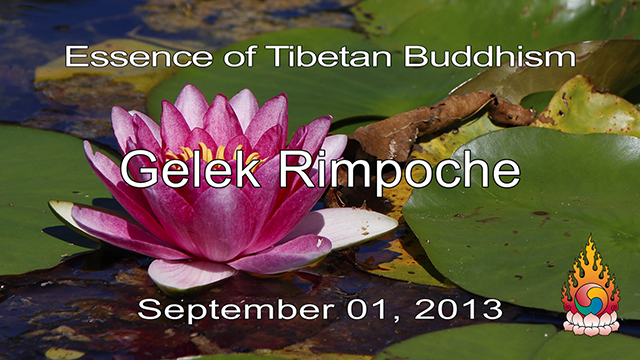 Essence of Tibetan Buddhism 26