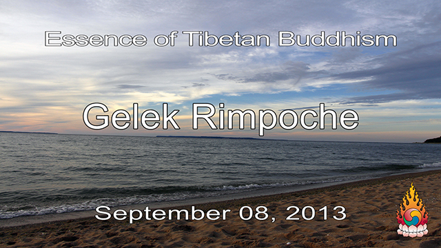 Essence of Tibetan Buddhism 27