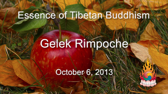 Essence of Tibetan Buddhism 30