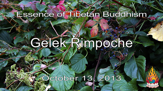 Essence of Tibetan Buddhism 31