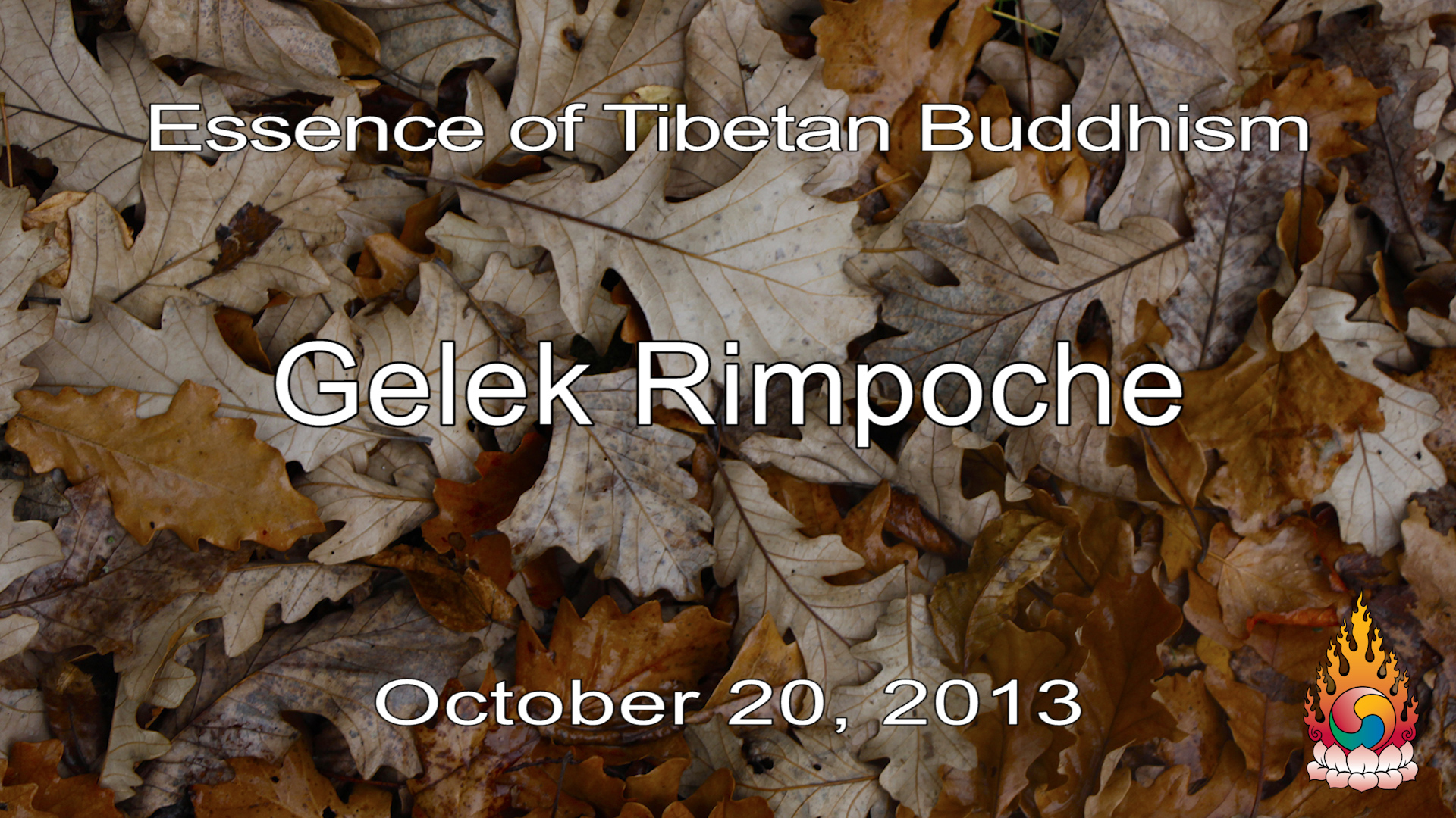 Essence of Tibetan Buddhism 32