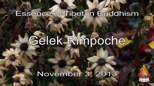Essence of Tibetan Buddhism 34