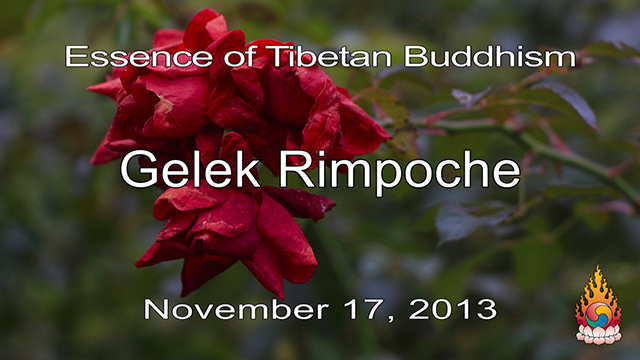 Essence of Tibetan Buddhism 36