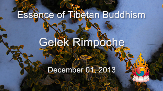 Essence of Tibetan Buddhism 38