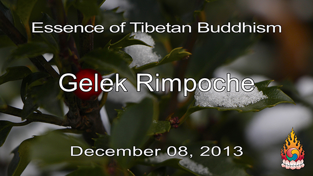 Essence of Tibetan Buddhism 39