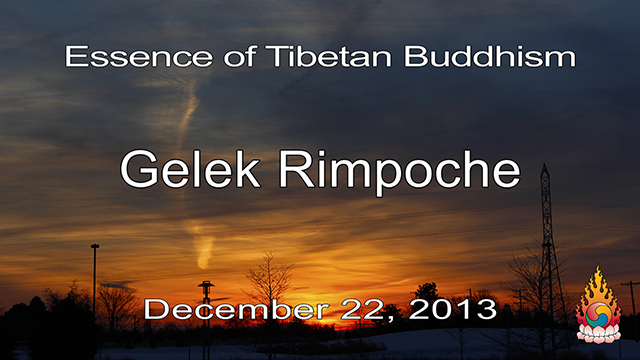 Essence of Tibetan Buddhism 41