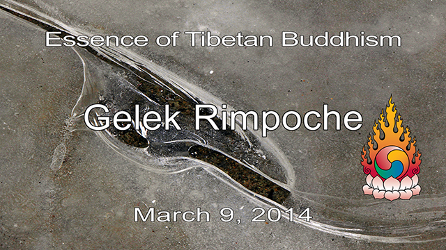 Essence of Tibetan Buddhism 42
