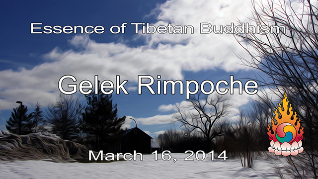 Essence of Tibetan Buddhism 43