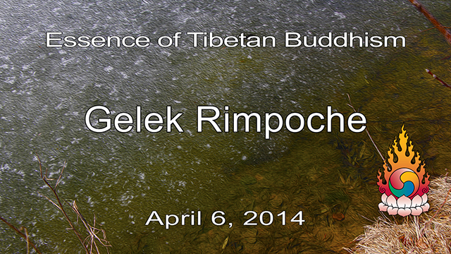 Essence of Tibetan Buddhism 46