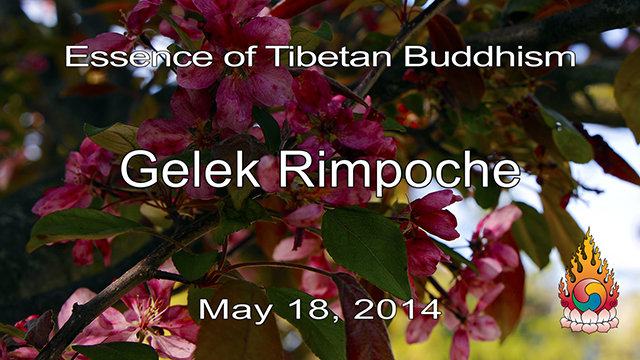 Essence of Tibetan Buddhism 48