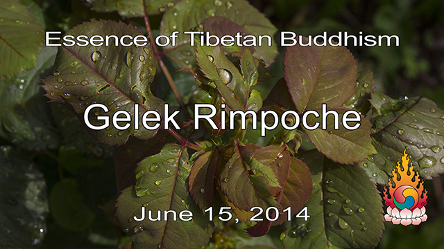 Essence of Tibetan Buddhism 51