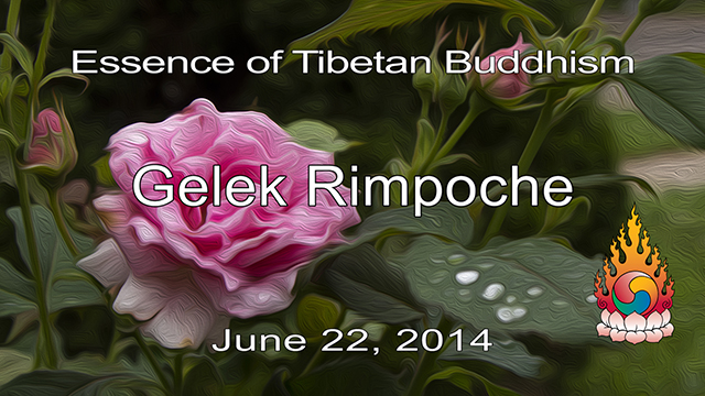 Essence of Tibetan Buddhism 52
