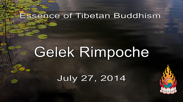 Essence of Tibetan Buddhism 54