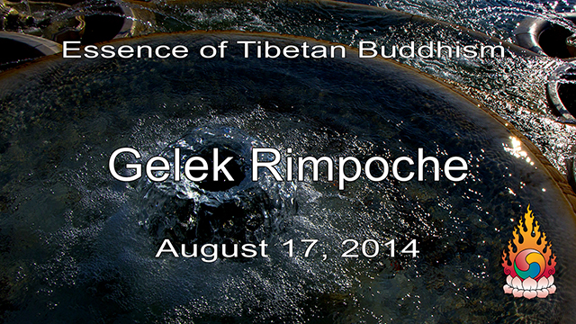 Essence of Tibetan Buddhism 57