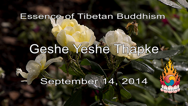 Essence of Tibetan Buddhism 61