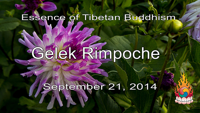 Essence of Tibetan Buddhism 62