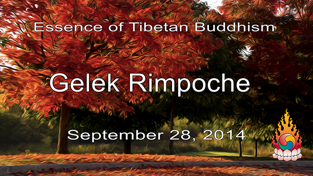 Essence of Tibetan Buddhism 63