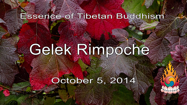 Essence of Tibetan Buddhism 64