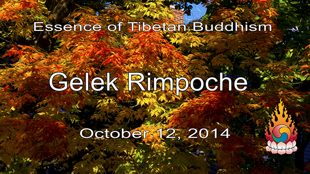 Essence of Tibetan Buddhism 65