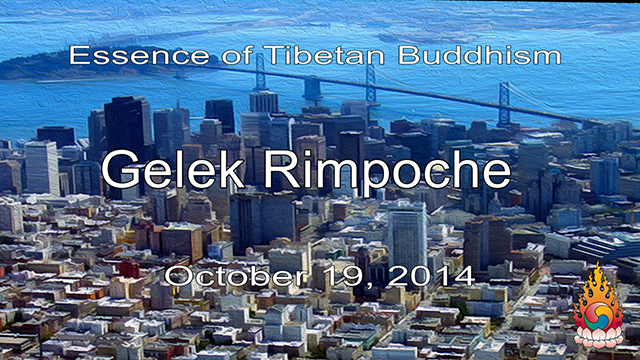 Essence of Tibetan Buddhism 66