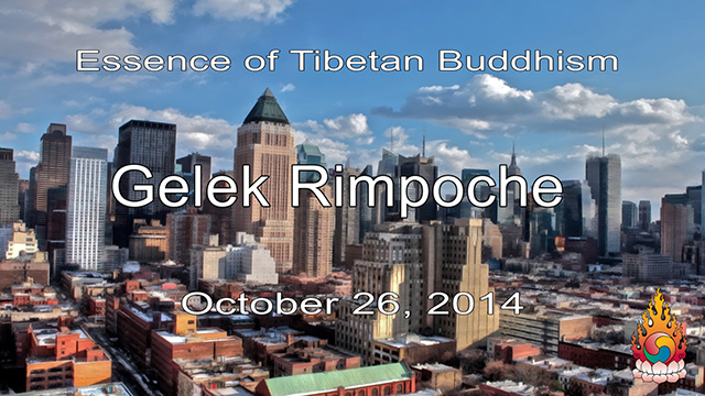 Essence of Tibetan Buddhism 67