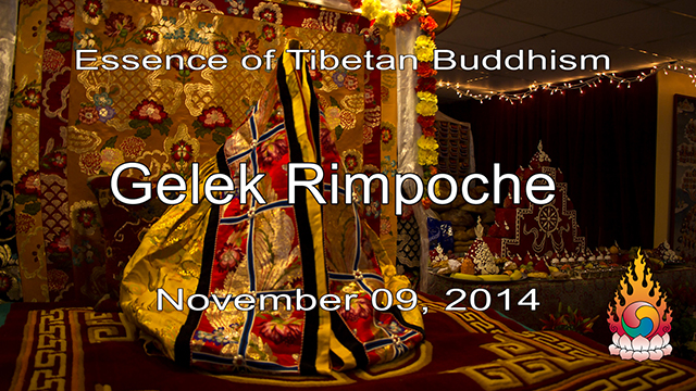 Essence of Tibetan Buddhism 68