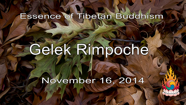 Essence of Tibetan Buddhism 69