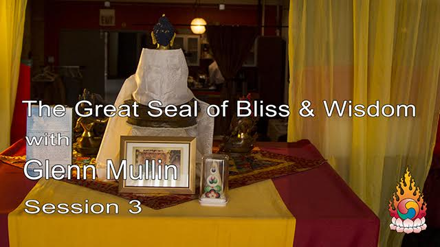 The Great Seal of Bliss and Wisdom 3