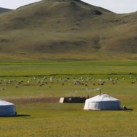 Pilgrimage to Mongolia (2014)