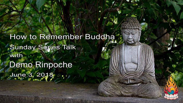 Sunday Talks with Demo Rinpoche 06