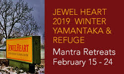 <strong>Upcoming - Winter Retreat 2019</strong><br>Yamantaka Mantra Retreat<br>Feb 15 - Feb 24, 2018