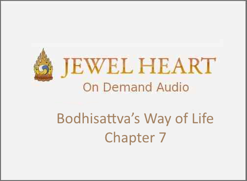 Bodhisattva's Way of Life – Chapter 7
