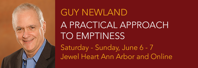 Guy Newland - A Practical Approach to Emptiness