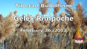 Tibetan Buddhism with Gelek Rimpoche 9