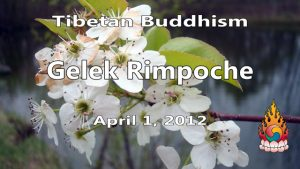 Tibetan Buddhism with Gelek Rimpoche 14