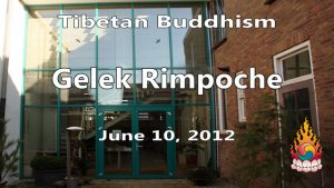 Tibetan Buddhism with Gelek Rimpoche 24
