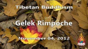 Tibetan Buddhism with Gelek Rimpoche 44