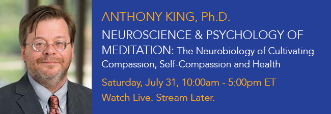 Neuroscience Neurobiology of Compassion SelfCompassion Health Anthony King